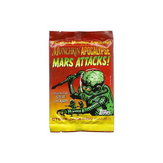 Munchkin Apocalypse: Mars Attack