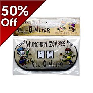 Munchkin Zombies: Kill-O-Meter