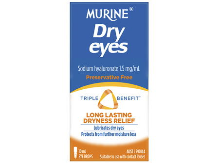 Murine Dry Eyes 10mL