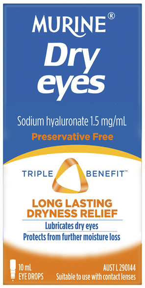 Murine Dry Eyes 10mL