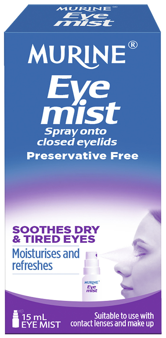 Murine Eye Mist Spray 15mL
