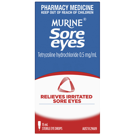 Murine Sore Eyes Drops 15mL