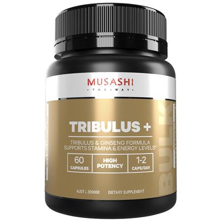 Musashi Tribulus + 60 capsules