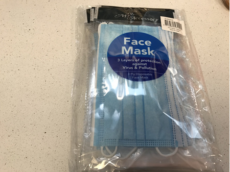 MY ACC Face Mask 3 Ply