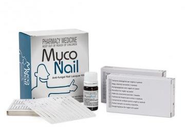 MycoNail Anti-Fungal Nail Lacquer Kit