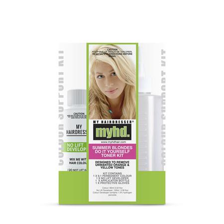 MYHD Blonde Toner Kit