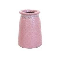 Nakia Ceramic Vase - Pale Pink