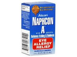 Naphcon A Eye Drops