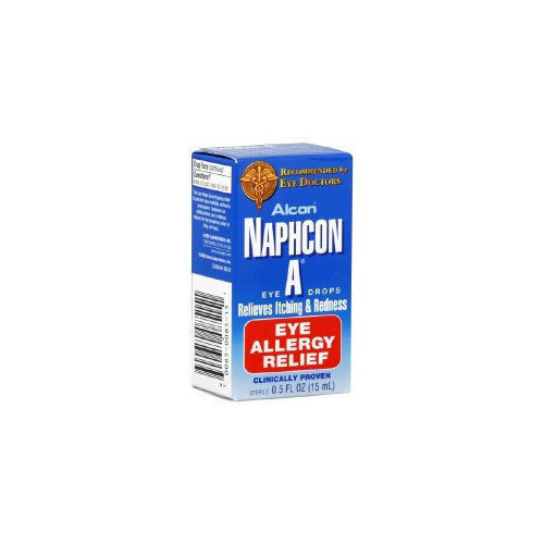 Naphcon A Eye Drops