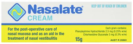 Nasalate Cream 15g