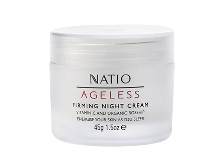 Natio Ageless Firming Night Cream 45g