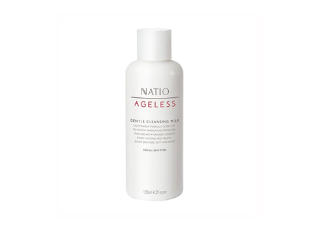 Natio Ageless Gentle Cleansing Milk 125mL