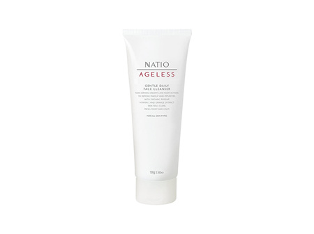 Natio Ageless Gentle Daily Face Cleanser 100g
