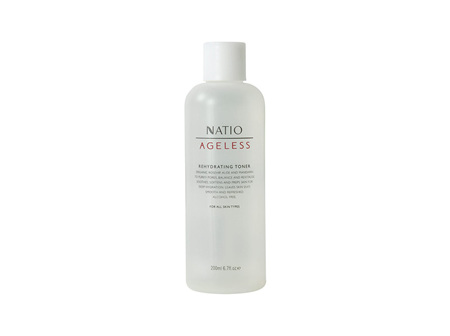 Natio Ageless Rehydrating Toner 200mL
