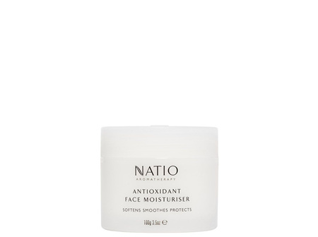Natio Antioxidant Face Moisturiser 100g