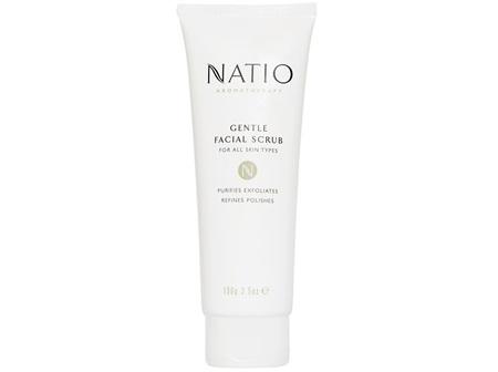 Natio Aromatherapy Gentle Facial Scrub 100g