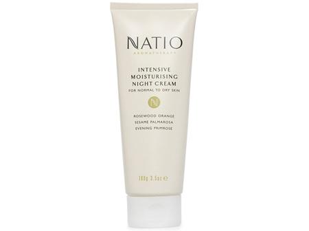 Natio Aromatherapy Intensive Moisturising Night Cream 100g