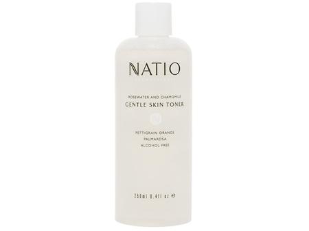 Natio Aromatherapy Rosewater and Chamomile Gentle Skin Toner 250mL