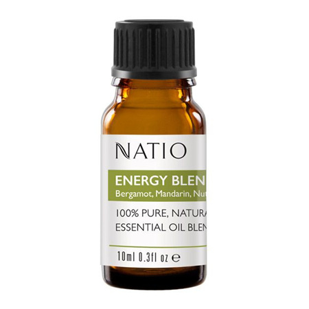 Natio Essential Oil Blend Energy 10ml