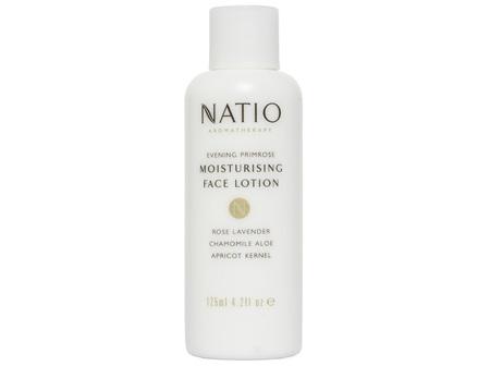 Natio Evening Primrose Moisturising Face Lotion 125mL
