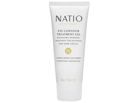 Natio Eye Contour Treatment Gel