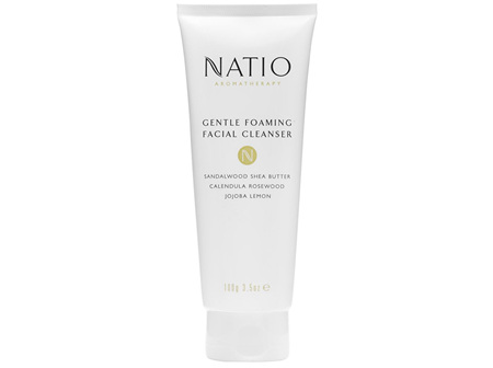 NATIO FACE - FOAM FACIAL CLEANSER