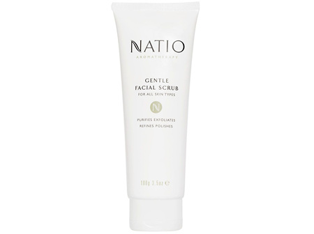 NATIO FACE - GENTLE FACIAL SCRUB