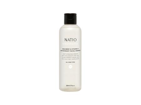 Natio Goji Berry & Vitamin E Antioxidant Facial Essence 200mL