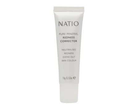 Natio Pure Mineral Redness Corrector