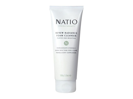 Natio Renew Radiance Foam Cleanser