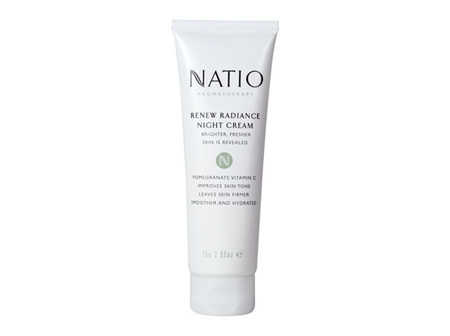 Natio Renew Radiance Night Cream