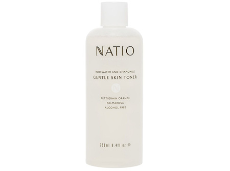 Natio Rosewater Chamomile Gentle Skin Toner 250ml
