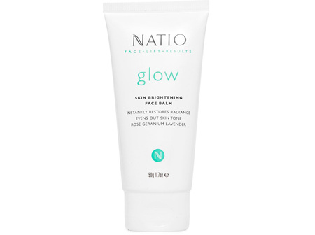 Natio Skin Brightening Face Balm