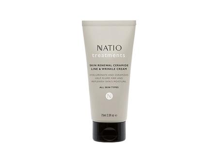 Natio Skin Renewal Ceramide Line & Wrinkle Cream 75mL
