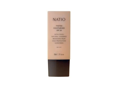 Natio Tinted Moisturiser SPF 20 - Beige