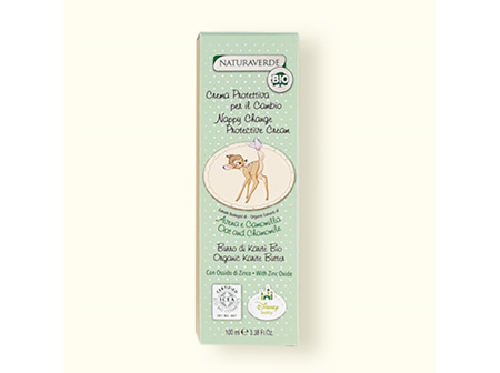 Naturaverde Bio  Nappy Change Protective Cream