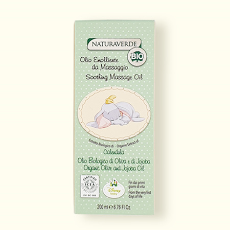 Naturaverde  Bio Soothing  Massage Oil