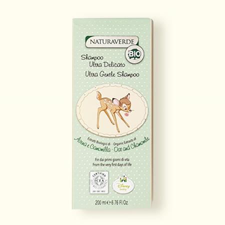 Naturaverde Bio  Ultra Gentle  Shampoo