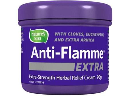 Nature's Kiss Anti Flamme Extra Creme 90g