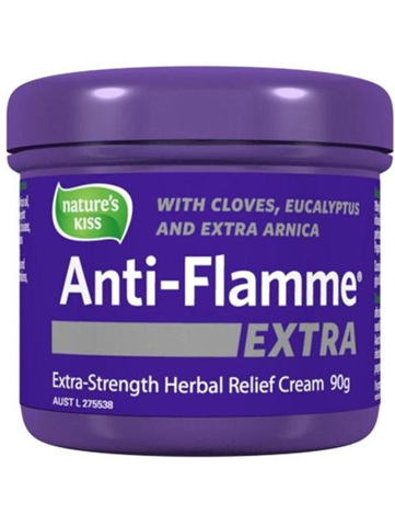 Nature's Kiss Anti Flamme Extra Creme 90g