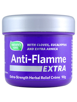 Nature's Kiss Anti Flamme Extra  Herbal Relief Creme 90g