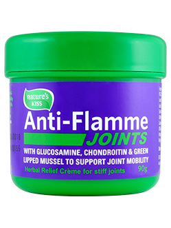 Nature's Kiss Anti Flamme Joints Herbal Relief Creme 90g