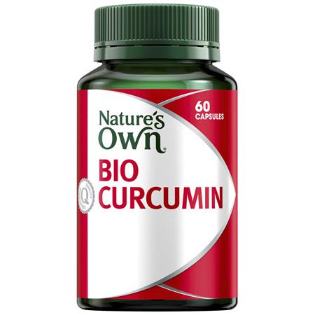 Nature's Own Bio-Curcumin