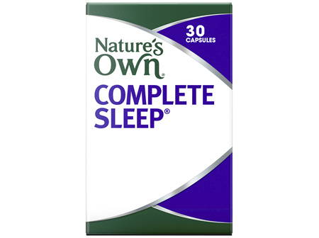 Nature's Own Complete Sleep