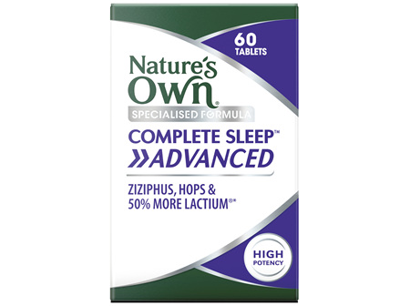 Nature's Own Complete Sleep Advanced