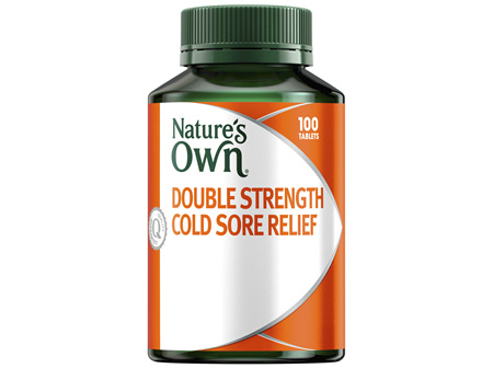 Nature's Own Double Strength Cold Sore Relief