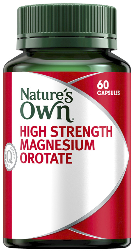 Nature's Own High Strength Magnesium Orotate