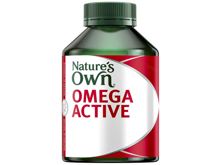Nature's Own Omega Active