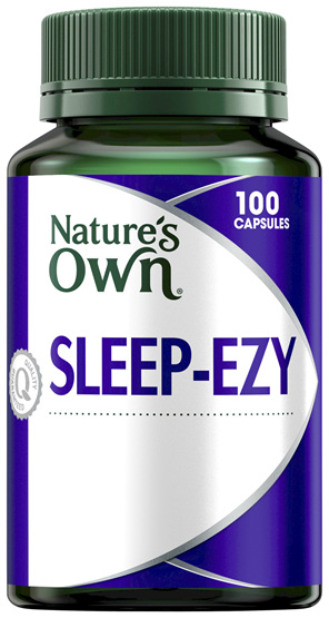 Nature's Own Sleep Ezy 100 Tablets