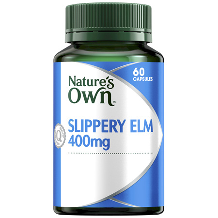 Nature's Own Slippery Elm 400mg